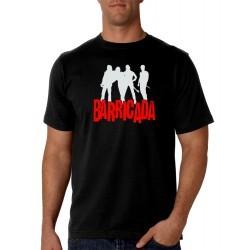 Camiseta hombre Barricada