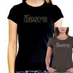 Women The Doors T shirt