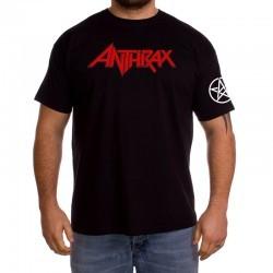 Camiseta hombre Anthrax