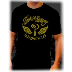 Camiseta hombre Indian Larry motorcycles