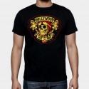Men Hollywood hot rods T shirt