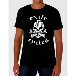 Men Exile cycles T-shirt