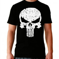 Men Punisher T-shirt