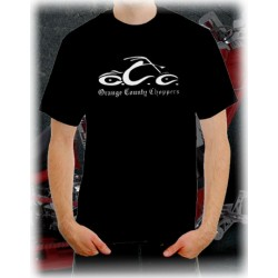 Men Orange county choppers t-shirt