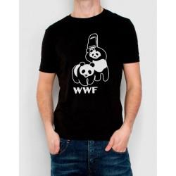 Men WWF T shirt