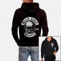 Sudadera chaqueta Black label society