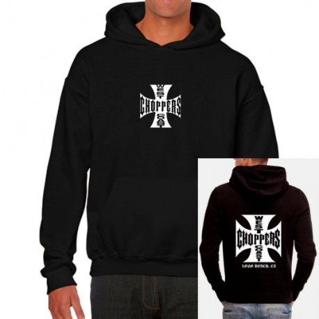 West coast choppers hoodie sweatshirt
