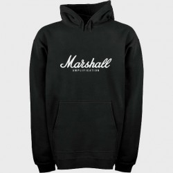 Marshall amplification hoodie sweatshirt