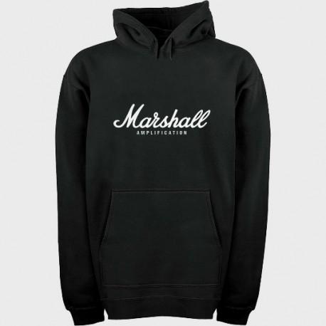 Marshall amplification hoodie sweatshirt