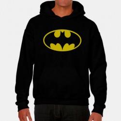 Men Batman Hoodie Sweatshirt