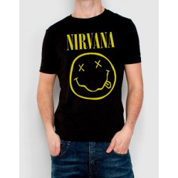 Men Nirvana T shirt
