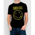 Camiseta hombre Nirvana