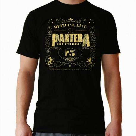 Camiseta hombre Pantera