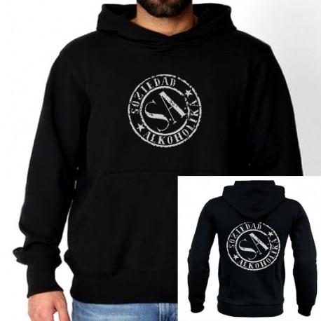 Men Soziedad alkoholika hoodie sweatshirt