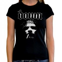 Women Down T shirt