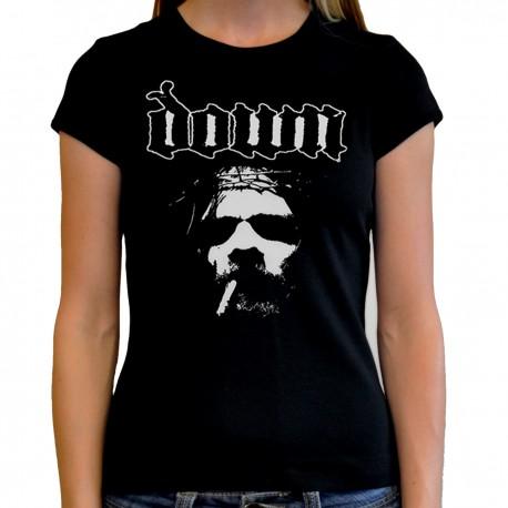 Camiseta mujer Down