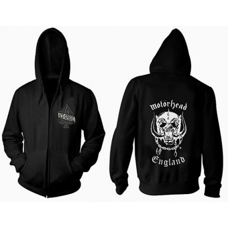 Men Motorhead sweatshirt