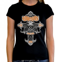 Camiseta mujer Choppers inc.