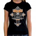 Women Choppers inc T shirt