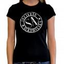 Women S.A. Soziedad Alkoholika T shirt