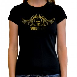 Camiseta mujer Volbeat