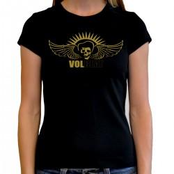 Women Volbeat T shirt