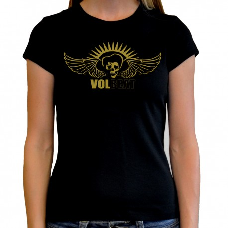 Women Volbeat T shirt