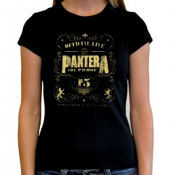 Camiseta mujer Pantera