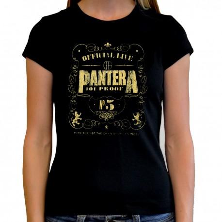 Women Pantera T shirt