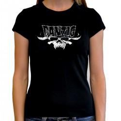 Camiseta mujer Danzig