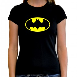 Women Batman T shirt