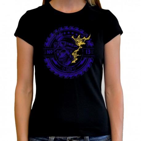 Camiseta mujer Número 13