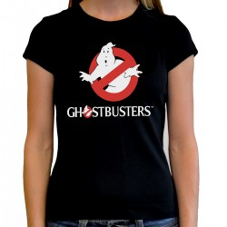 Women Ghostbusters T shirt
