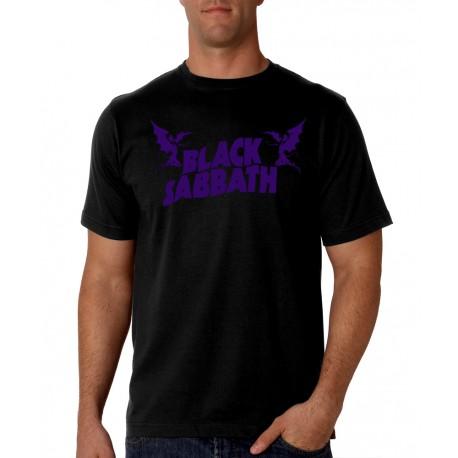 Camiseta hombre Black Sabbath