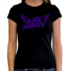 Women Black Sabbath T shirt