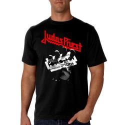Camiseta hombre Judas Priest