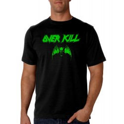Camiseta hombre Overkill