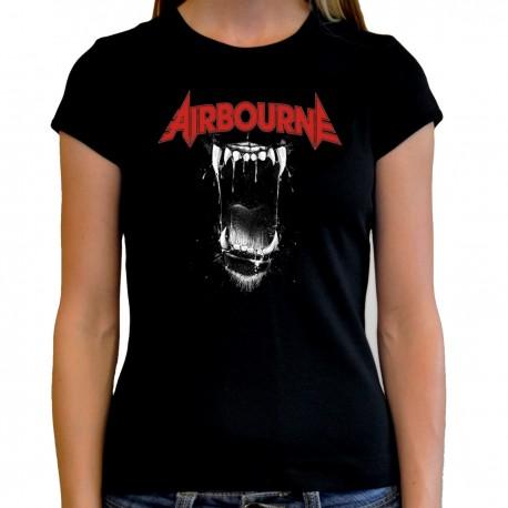 Camiseta mujer Airbourne