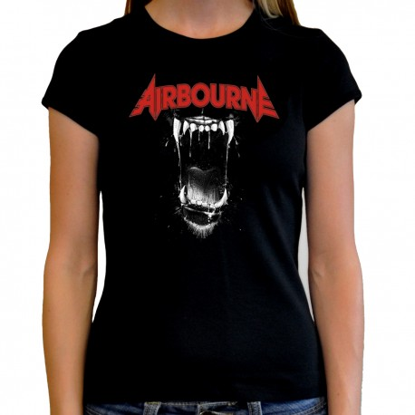 Women Airbourne T shirt