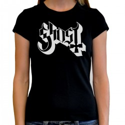 Camiseta mujer Ghost