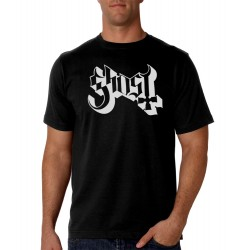 Men Ghost T shirt
