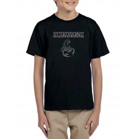 Camiseta niño Scorpions
