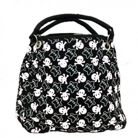 Big bag with skulls