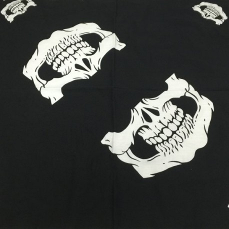 Skull scarff