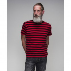 Men stripes T shirt