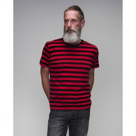 Camiseta hombre rayas