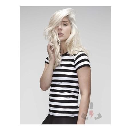Women striped T shirt
