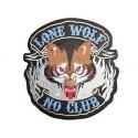 Parche espaldera lone wolf