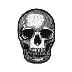 Classic skull patch
