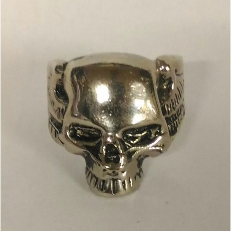Anillo calavera punisher